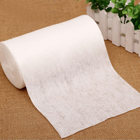 absorbent gauze roll - 100 Sheets Roll Dispossable Bamboo Flushable Liner For Baby Diapers Biodegradable Cloth Diaper Cover Absorbent Baby Nappies