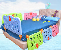 Wholesale 2017 new children s bed fence security children s toys baby room decoration room furniture monolithic products stand go to the shop to buy