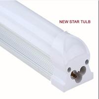 Wholesale T5 LED Light Tube V cm Integrated Luxury Models SMD5730 LED Fluorescent Tube Wall Lamps Cold Warm White Bulb Light