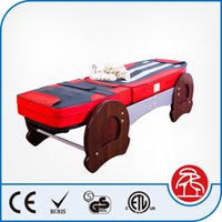 Wholesale New Design Popular Hot Selling Electric Multifunctional Automatic Reflexology Therapeutic Natural Genuine Jade Stone Massage Table Bed