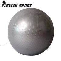 Wholesale 2015 new real ball cm yoga pilates fitball fitness gym health balance trainer pilates gym ball exercises at home