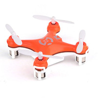 Wholesale Hot Cheerson CX CX10 G Remote Control Toys CH Axis RC Quadcopter Mini rc helicopters Radio Control Aircraft RTF Drone