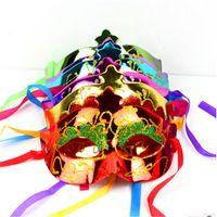 Wholesale Party decoration mask Masquerade party mask Venetian mask adult children