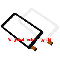 Wholesale Original New Touch screen Digitizer quot Digma Hit G ht7070mg Tablet Touch panel Glass Sensor