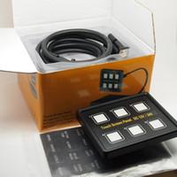 Сенсорную панель Цены-12V 24V 6 Way Сенсорный Синий экран LED панель выключателей цепи Морские автомобилей Караван лодок автобус грузовик