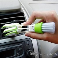 Wholesale Keyboard Dust Collector Air condition Cleaner Computer Clean Tools Window Leaves Blinds Cleaner Duster