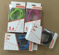 JW86 TW64S Smart Bracelet Fitness Rythme cardiaque Smart bande Wristband Tracker Bluetooth 4.0 Watch pour ios Android TW64 version améliorée DHL Free