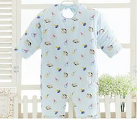 baby grobag - Blue pink yellow Winter Baby Sleep Sack Grobag Infant Sleeping Bag Sleep Nest Swaddle years