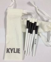 Wholesale HOT Kylie Makeup Brush Foundation Powder Blush pieces Makeup Tools DHL