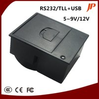 Wholesale Panel printer thermal printer serial RS TTL and USB interface mm mini mount thermal receipt printer