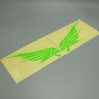 atv windshield - decals stickers a pair of skull wing vinyl cut waterproof outdoor cm x cm car motorcycle car Atv