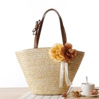 Straw Beach Bags UK | Free UK Delivery on Straw Beach Bags ...