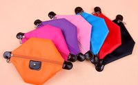 Wholesale Candy color cosmetic bag dumpling packages Wing type cosmetic bag gift bags