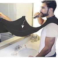 Wholesale Men s shaving tools Cutting Cape Hair Care Styling Tools Shaving cloth Cut hair cloth shaving cloth