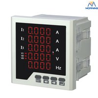 Wholesale High quality ME UIF35 three phase LED digital only Combined Meter current and voltage mm multifunction