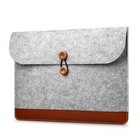 Wholesale For Apple Laptop Sleeve Macbook Air Felt case with pro inch