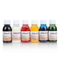 airbrush colors - 5 Bottles Golden Phoenix Temporary Airbrush Tattoo Ink For Body Paint Colors To Choose
