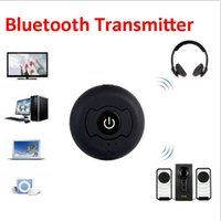 Wholesale Multi point Wireless Audio Bluetooth Transmitter Music Stereo Dongle Adapter for TV Smart PC DVD MP3 H T Bluetooth A2DP