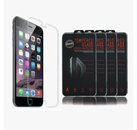 apple warehouse - Top Quality iphone plus tempered glass Screen Protector MM H D Arc Explosion Proof oversea warehouse USA
