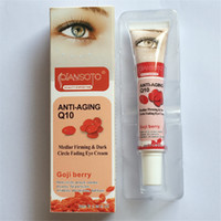 berry skin - Goji Berry ageless eye cream Multi effect Anti Aging Medlar Firming Dark Circle Fading skin care Cream Inhibit Activity g DHL ship