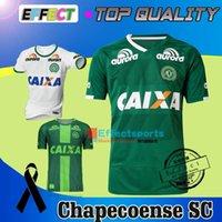 Wholesale Chapecoense AF camisa de futebol brasil club home away third thai quality soccer jersey Maillot De Foot Football shirts