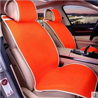 Wholesale New arrived Sunzm D network Car Seat Covers for Universal Seat Car four seasons Non toxic and tasteless mat Seat Covers Car