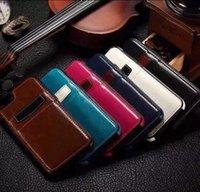 Precio de Teléfonos celulares casos de cuero-Para el caso móvil de Iphone 6 6S palillo La carpeta del cuero carda la caja del teléfono celular del bolsillo de la tarjeta del protector del cuero de los bolsos
