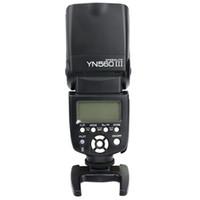 Wholesale 2016 Yongnuo YN III YN560III YN III for Canon Nikon Ultra long range wireless flash Speedlite T0