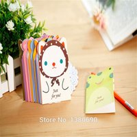 Wholesale pc Lovely mini Cards Set Greeting thank you blessing card message card gift stationery Part Supplies Kid