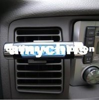 automotive water outlets - Hot Multifunction Car thermometer noctilucous LED Automotive electronic clock Caught in the car outlet
