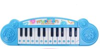 Wholesale Children s electronic organ toys with a microphone girl babies children baby piano toy