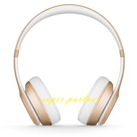 Wholesale Hot Sale Bluetooth Headphones Wireless Headphones with retail box Earphone Sport Super DJ Stereo Eearphone A quality DHL Free