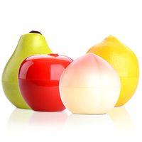 Wholesale Korean Style Cute Fruit Peach Apple Design g Whitening Hand Cream Hand Skin Care Moisture Crema De Manos