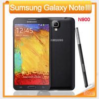 2016 de Samsung de la venta 3 de la nota 3 de la galaxia de Samsung Smartphone N9005 16GB ROM N900A de la RAM 3G N V V 4.2 4.2