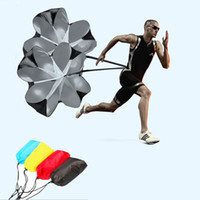 Wholesale New Speed Training Resistance Parachute Running Chute Speed Chute Running Umbrella OTH310