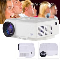 Wholesale Q3 Mini Projector LED p Portable Home Theater TV Fr Set Top Box Computer Camera