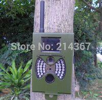 Wholesale Suntek HC300M Series Hunting Game Cameras Security Iron Box Free Shippping