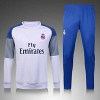 Wholesale Football sportswear long sleeved training clothes fast dry fabric soft and comfortable