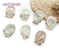 Cheap Fingerless Gloves newborn Best Unisex free size cotton