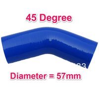 Cheap Intake Pipe Intake silicone pipe Best Blue Universal turbo Silicone hose