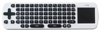 Wholesale full keys keyboard with touchpad air mouse R12 G wireless remote control for windows os andoid os