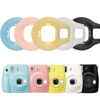 Wholesale Malloom Universal Closeup Lens Rotary Self Shot Mirror for FujiFilm Instax Mini7s Camera Accessories Sale
