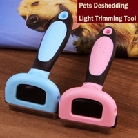 Wholesale Pets Deshedding and Light Trimming Tool
