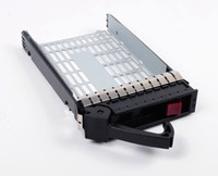 Wholesale 3 quot SATA SAS HDD Hard Drive Tray Caddy Server Components HP New In Retail Box
