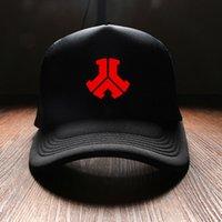 band baseball hats - New Boys Winter Hip Hop Printed Defqon Rock Band Fashion Mens Snapback Baseball Caps Brand Summer Hats For Women Black