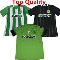 aria blue - Soccer Jersey Nacionals Football Shirts Arias Cardenas Luis Carlos Home Medellin Atletico Maillot de foot Top Quality