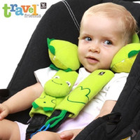Wholesale High Quality Hot Sale Baby Car Seat Belt Strap Cover Pad Cushion Infant Baby Stroller Accessories Cushion Pad Pushchair Pad
