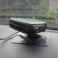 Wholesale 12V V W Auto Car Auto Vehicle Van Portable Dryer Heater Heating Cooler Fan Demister Defroster in1 Warm Hot Cold Windshield Demist