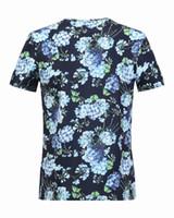 Wholesale 3D PP T Shirt Summer New Style Fashion Mens Tshirt Clothing Tee Shirt For Men Print Slim Fit Short Sleeve Cotton Casual T Shirts