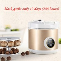 Wholesale 2016 Household L large capacity fermented black Garlic Machine with shipping free